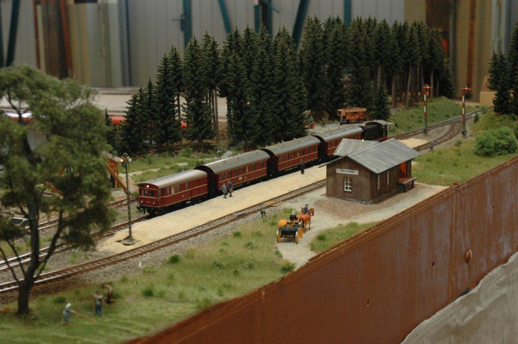 Bild Bahnhof Siegsdorf