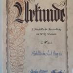 Bild Urkunde